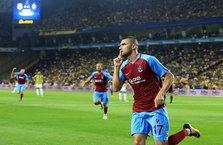 Trabzonspor'da Burak müjdesi