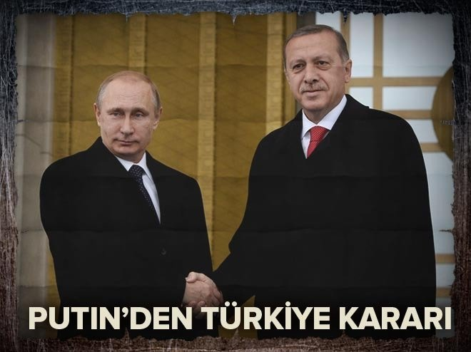 Putin ekim ayında Türkiye'ye gelebilir