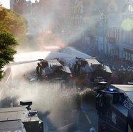 Hamburg'da G20 protestocularına polis engeli