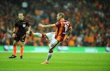 Sneijder unutamadığı golü açıkladı