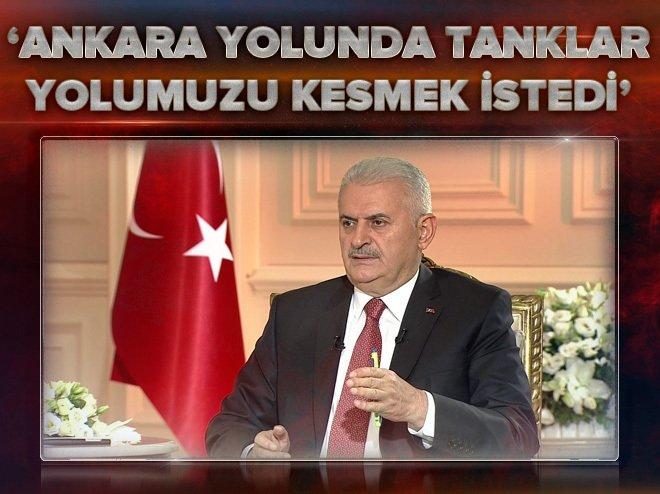 Başbakan BinaliYıldırımA Haber'e konuştu!