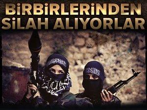 """""""YPG/DEAŞ birbirinden silah alıyorlar, satıyorlar"""""""
