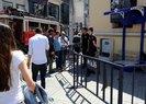 İSTİKLAL CADDESİ'NDE POLİS NOKTALARI KURULDU