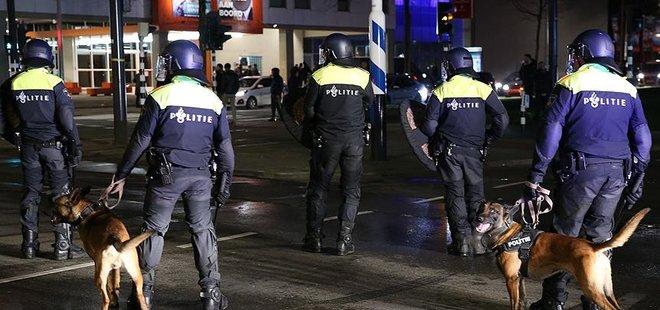 BİRLEŞMİŞ MİLLETLER, HOLLANDA'NIN SKANDAL TAVRINA TEK KELİME EDEMEDİ