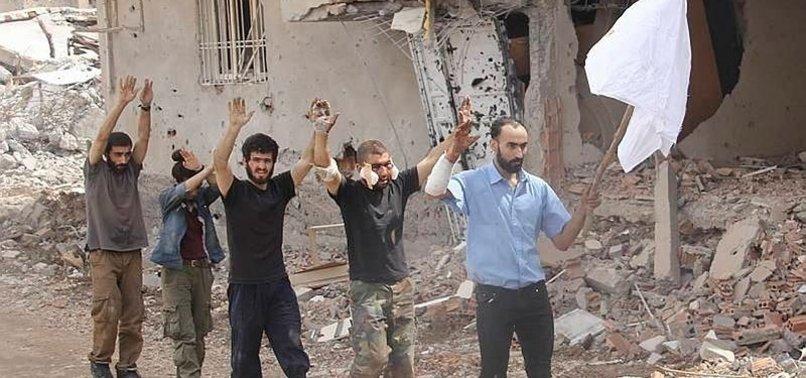 PKK'NIN ÇÖZÜLME TUTANAKLARI!