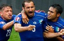 İtalya 4 yılın intikamını aldı!