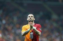 Sneijder'in mazereti ortaya çıktı!