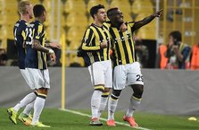 Fenerbahçe, Feyenoord'u Kadıköy'e gömdü