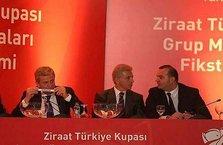 Türkiye Kupası'nda gruplar belli oluyor
