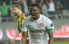 Antalyaspor'dan flaş Eto'o açıklaması