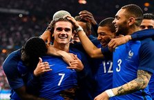 Video hakemin ilk kurbanı Fransa!