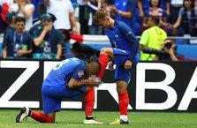 Avrupa bu gol sevincini konuşuyor!