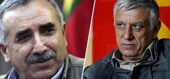 PKK'NIN ELEBAŞLARI BİRBİRİNE DÜŞTÜ