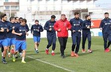 Trabzonspor'da Atiker Konyaspor maçı hazırlıkları