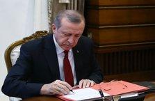 Cumhurbaşkanı Erdoğan, 4 kanunu onayladı