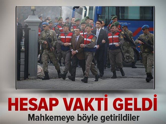 Cumhurbaşkanı Erdoğan'a suikast girişimi davası başlıyor