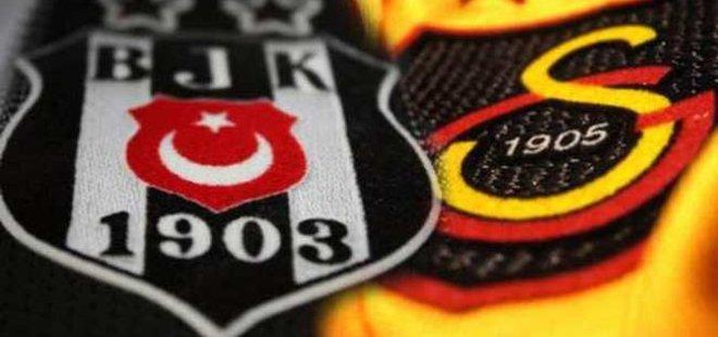 BEŞİKTAŞ VE GALATASARAY'A PFDK ŞOKU!