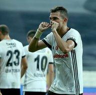Beşiktaş - Antalyaspor maçının fotoğrafları