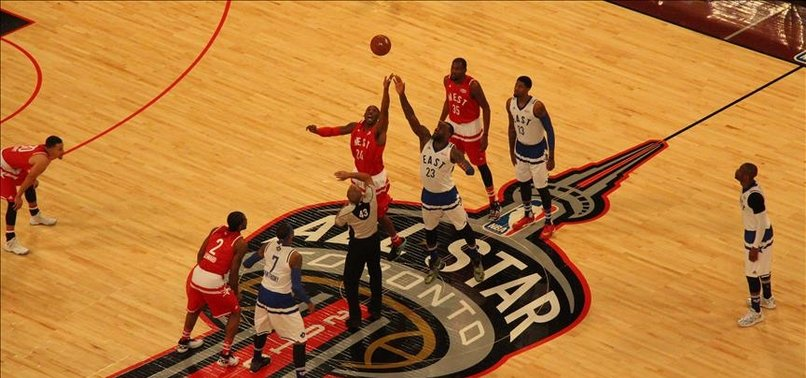 NBA ALL-STAR'DA İLK 5'LER AÇIKLANDI
