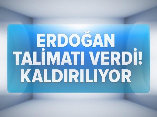 Erdoğan: Arena isimlerinin kaldırılması için talimat verdim