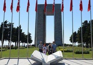 Tarihi yarımadaya ziyaretçi akını