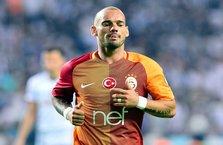 Sneijder Katar'a gidiyor!