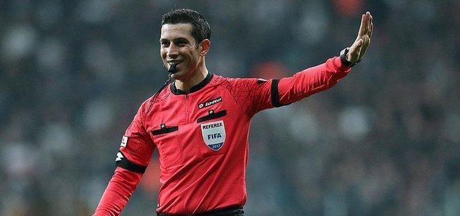 ALİ PALABIYIK'A UEFA'DAN GÖREV