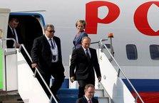 Putin'in en sık gittiği ülkelerden biri Türkiye