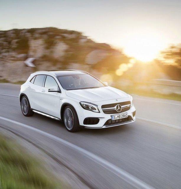 2017 Mercedes-Benz GLA satışa sunuldu