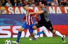 Gecenin maçı Atletico'nun