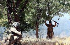 Kuzey Irak'tan kaçan teröristler teslim oldu!