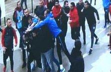 Başakşehirli futbolcuların cezası belli oldu