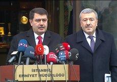 İstanbul Valisi: Teröristle birlikte 197 bin dolar ele geçirildi