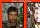 TURUNCU LİSTEDEKİ PKK'LI ERCAN ATEŞ ÖLDÜRÜLDÜ