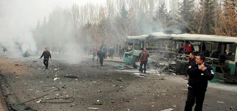 KAYSERİ SALDIRISINI TAK/PKK ÜSTLENDİ