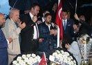 ŞAMPİYONLUK KUPASI ŞEHİDİN MEZARINDA!