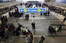 Los Angeles Havalimanı'nda alarm!