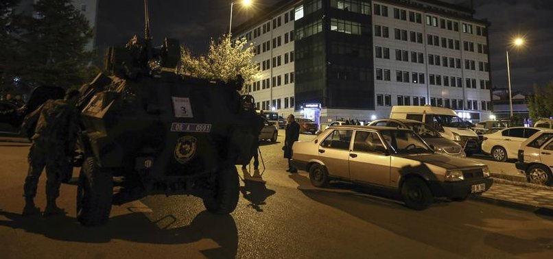 ANKARA'DA 'CANLI BOMBA' DEAŞ ÜYESİ TERÖRİST ÖLÜ ELE GEÇİRİLDİ