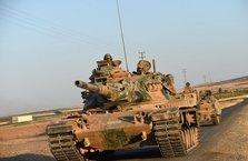 Tanklarımız PYD'nin üstüne yürüyor