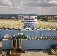 Diyarbakır'daki dev terör operasyonu tamamlandı