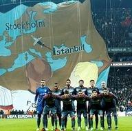 Beşiktaş - Olympiakos maçından fotoğraflar