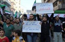 Haleplilerden net mesaj: Terk etmeyeceğiz
