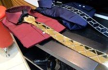 89 TL'ye aynalı kravat