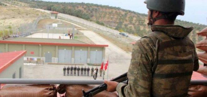 MARDİN'DE HUDUT KARAKOLLARINA SALDIRIYA MİSLİYLE KARŞILIK VERİLDİ