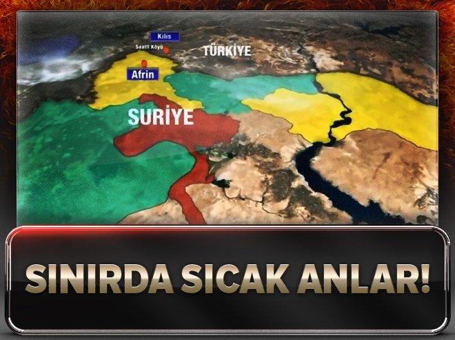 YPG'liler Türk işçilere ateş açtı