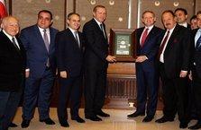 Kulüpler Birliği Cumhurbaşkanı Erdoğan'a gidiyor!