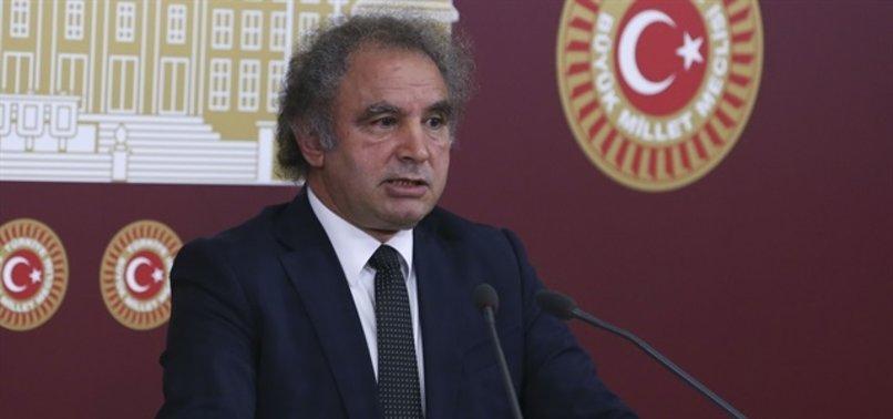 HDP'Lİ KADRİ YILDIRIM PARTİSİNİ TOPA TUTTU