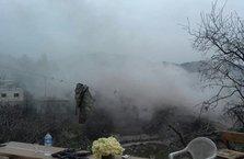 Türkmendağı'na yoğun saldırı: 2 şehit