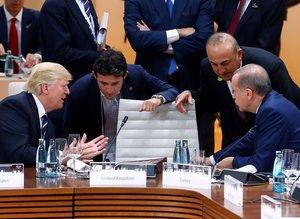 G20'de Trump-Erdoğan görüşmesi