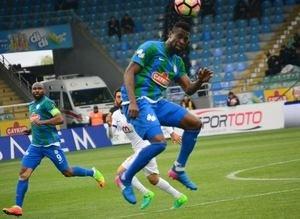 Çaykur Rizespor 3-3 Medipol Başakşehir maç sonu